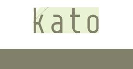 Kato Taschen/Schmuck/Design - Logo