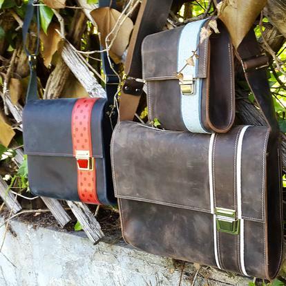 Häute-Die kultigen Tornistertaschen in vielen Farben!